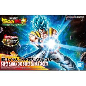 Bandai Plamo Figure Rise Dragonball Super Gogeta Super Saiyan God