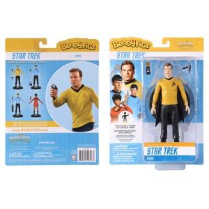 Noble Collection STAR TREK Kirk BENDYFIG