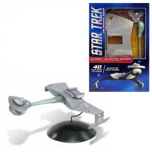 Polar Light Plamo Star Trek Klingon D7 Battle Cruiser 1/1000