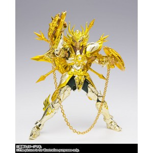 Bandai Saint Seiya Myth Cloth Douko Libra Bilancia Soul Of Gold EX(BACK TO PRODUCTION)