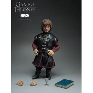 Threezero GOT Game of Thrones - Tyrion Lannister 1/6(Aperto per Controllo)