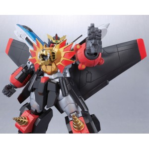 SRC King Of Brave Gaogaigar + Goldion Hammer(Victory Key Set #1)