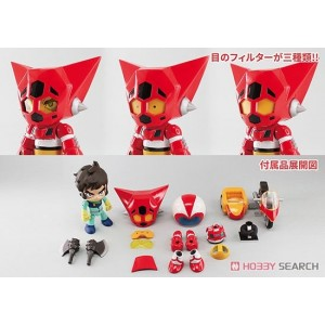 Alphamax Oritoys Q-Suit Ryoma Nagare x Getter 1 (Completed)