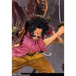 Bandai Figuarts Zero One Piece Gol D. Roger Kamusari