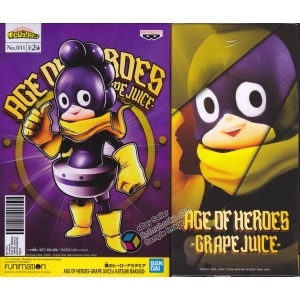 Banpresto My Hero Academia Age Of Heroes Vol.11 Grape Juice Aka Minoru Mineta