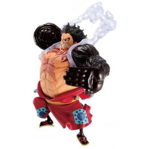 Banpresto One Piece King Of Artist Monkey D. Luffy Gear 4Th Wano Kuni Ver.