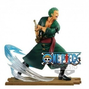 Banpresto One Piece Log File Selecion -Fight- Vol.1 Zoro