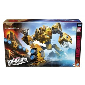 Hasbro Transformers Generations War for Cybertron: Kingdom Titan WFC-K30 Autobot Ark