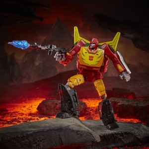 Hasbro Transformers Generations War for Cybertron: Kingdom Commander WFC-K29 Rodimus Prime
