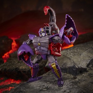 Hasbro Transformers Kingdom 'War For Cybertron Trilogy' Deluxe Class WFC-K23 Scorponok