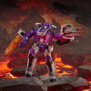Hasbro Transformers Kingdom 'War For Cybertron Trilogy' Leader Class WFC-K28 Galvatron