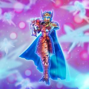Bandai Saint Seiya Myth Cloth EX Siren Sorrento 'Asgard Version'