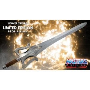 Factory Entertainment Masters of The Universe MOTU HE-MAN POWER SWORD 1:1 PROP REPLICA