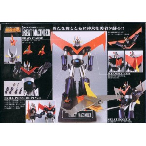 GX-02 Great Mazinger