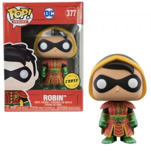 Funko POP Heroes 377 Imperial Palace Robin 'Chase'
