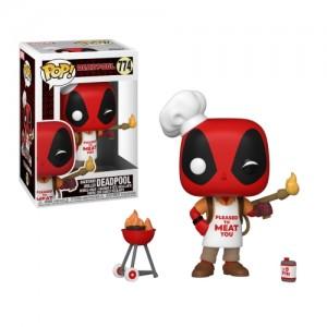Funko POP Marvel Deadpool 774 Backyard Griller Deadpool