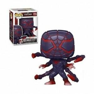 Funko POP Marvel Gameverse Spider-Man 773 Miles Morales(Programmable Master Suit)