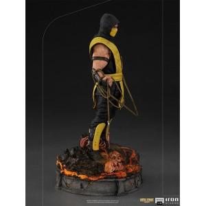 Iron Studio Mortal Kombat Scorpion 1/10 Art Scale