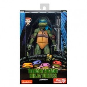 NECA Nickelodeon Teenage Mutant Ninja Turtles TMNT Leonardo