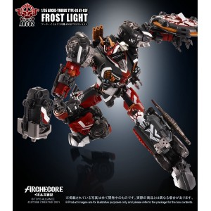 Toys Alliance ARCHECORE ARC-02 UARCHE-YMIRUS TYPE-03 AY-03F FROST LIGHT (Transformable Robot)