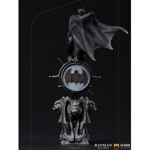 Iron Studio BATMAN RETURNS BATMAN DELUXE 1/10 ART