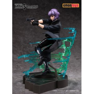 Emontoys Ghost In The Shell Stand Alone Complex GITS SAC 2ND GIG MOTOKO KUSANAGI STATUE 1/7