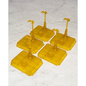 Display Stand Clear Yellow Power Of Gold Set