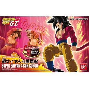 Bandai Plamo Figure Rise Dragonball GT SUPER SAIYAN 4 SON GOKU