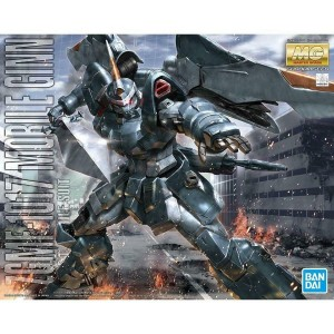Bandai Gunpla Master Grade MG 1/00 Mobile Ginn