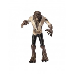 Noble Toys Universal Monsters Bendyfigs Minis Wolfman