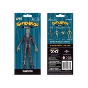 Noble Toys Universal Monsters Bendyfigs Minis Frankenstein