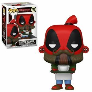 Funko POP Marvel Deadpool 775 Barista Deadpool