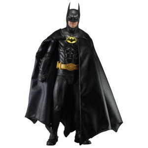 NECA BATMAN RETURNS  BATMAN 1989 Michael Keaton 1/4 Action Figure