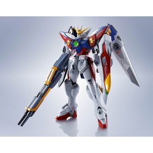 Bandai Metal Robot Spirits Gundam Wing Zero