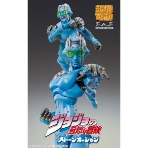 Medicos Chozokado SAS Super Action Statue JOJO'S Bizzarre Adventure S6 Stone Ocean