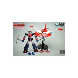 Metaltech-01 DX Grendizer Goldrake + Spazer