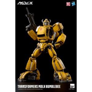 Threezero x Hasbro Transformers MDLX Bumblebee