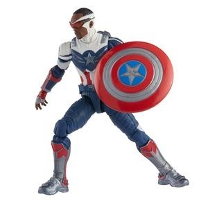 Hasbro Marvel Legends Series The Falcon & The Winter Soldier: Captain America
