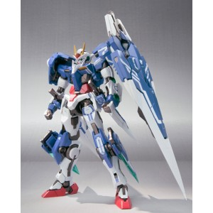 Metal Build Gundam 00 Seven Sword W/0-Raiser + GN Sword III