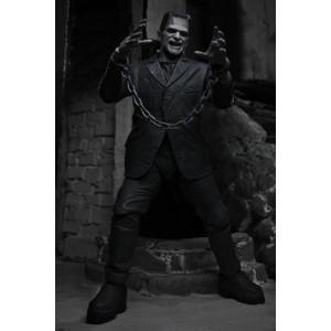 NECA Universal Monsters Frankenstein 'Ultimate' Black & White
