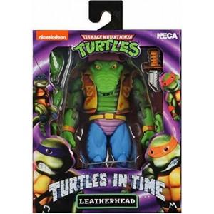 NECA TMNT 'Turtles In Time' Leatherhead