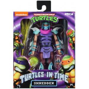 NECA TMNT 'Turtles In Time' Shredder