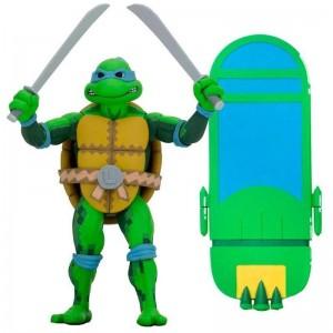NECA TMNT 'Turtles In Time' Leonardo