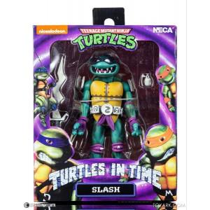 NECA TMNT 'Turtles In Time' Slash