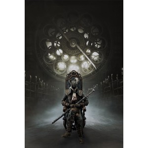 Max Factory Figma BLOODBORNE The Old Hunters' LADY MARIA ASTRAL CLOCKTOWER DX