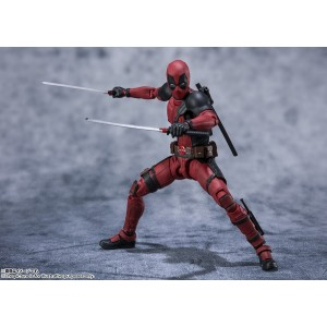 BANDAI S.H. FIGUARTS Deadpool Movie Version