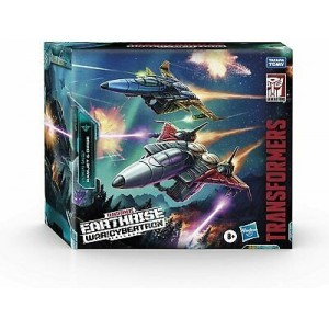 Takaratomy Transformers Earth Rise ER-19EX Ramjet & Dirge