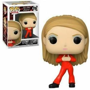 Funko POP Rocks 208 Britney Spears 'Catsuit'