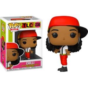 Funko POP Rocks 230 TLC Chilli