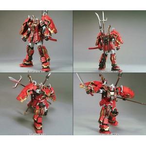 Bandai Gunpla Master Grade MG 1/100 Gundam Shin Musha